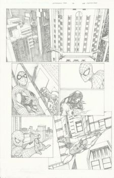 Spider-man sample page 4 by Ace-Continuado