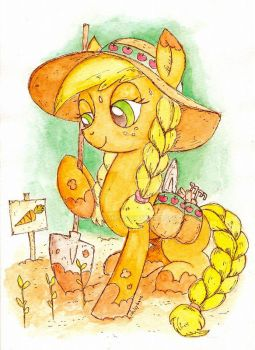 Apple jack by daisymane