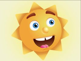 Happy Sun by Cr7NeTwOrK