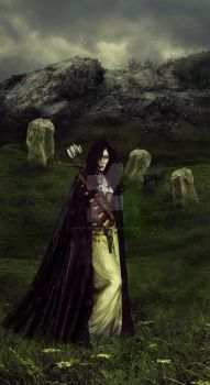 Abhorsen by away-with-the-fae