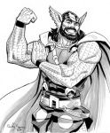 Thorcules by ReillyBrown