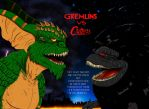 GREMLINS VS CRITTERS by arkan54