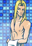 Even/Vexen Shower complete by TK-07