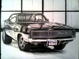 '68 Charger by z28ump