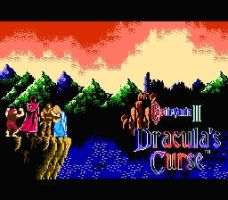 Castlevania III Ending with all 4 Characters by AnimeJason2010