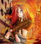 Burn to Ashes by go-chan