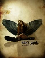 Don't panic by pincel3d