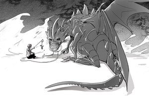[MH] [Havest fes] How to train your dragon by cricat-mekikudo