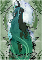 Tromperie ( Queen Chrysalis Fan Art ) by MonsieurWilliam