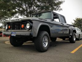 Dodge Power Wagon by SarahStang06