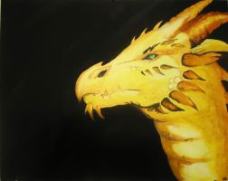 Dragon by EmilyInWonderland1