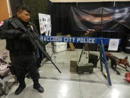 Phoenix Comicon 2015 Be alert by Demon-Lord-Cosplay