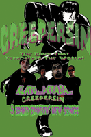 Creepersin FLyer by Crimson-Werecat