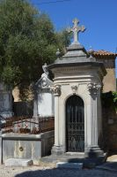Old graves in Provence by A1Z2E3R