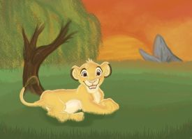 Simba by gillian-r