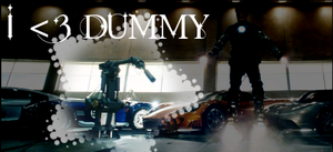 I Love Dummy by glomdi