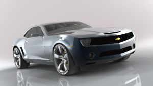 Chevrolet Camaro by 3SMJILL