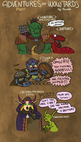 Worst WoW-players... by Thunddi
