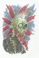 80's PUNK ROCK UNDEAD by leagueof1