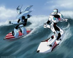 TFA Surf's up by Alassa