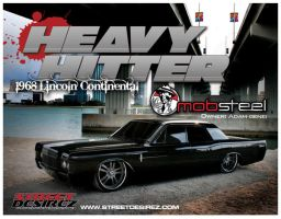 HEAVY HITTER by VENGEMEDIA