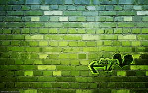 BADTrane Wall Wallpaper by badtrane