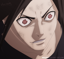 Crazy Madara by MarxeDP