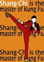 Shang-Chi by blindfaith311