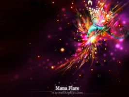 Mana Flare by xiao