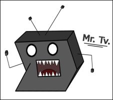 Mr. Tv. by crimecontrol