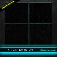 Rain Effect HQ by M10tje