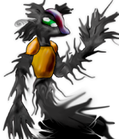 Shadow Creature Elite by faulty-pitch