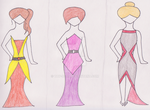 Fashion with Angles by tay-bear