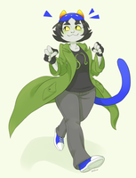 nepeta 2k14 by YellowHellion