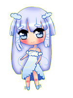 Skie doll ~ Commish by bittersweetCake