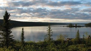 Great Slave Lake : 2 by oh-juliet