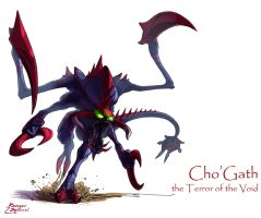 [Void team] Cho'gath by dw628