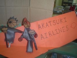 Akatsuki Airlines by flamable77