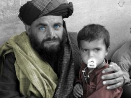 afghan family by LostInTheDesert