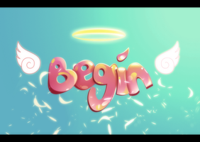 Begin by Citronade-Arts