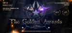 The Golden Awards Banner template by stormclub