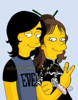 Simpsons Brothers by kirschner
