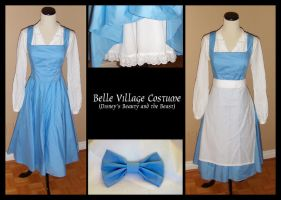 Belle Village Dress I by amariel