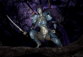 Warcraft Rosarita by Dangerboy3D