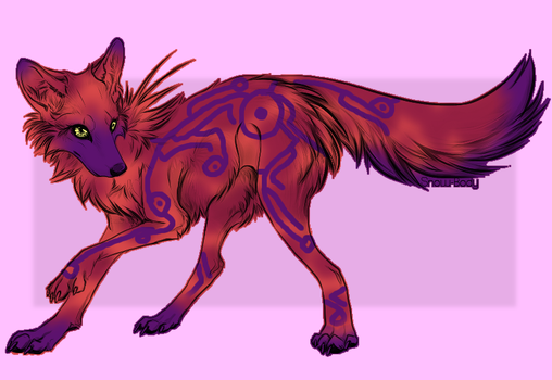 Canine #3 (CLOSED) by HeartlessAdopts