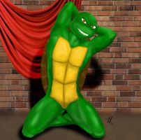TMNT SS 2010 Sexay Raph by luckycyberbunny