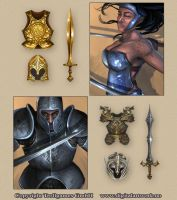 Xhodon Online - more concepts by Shockbolt