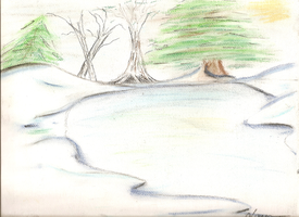 Snow Drifts by Pippi929