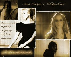 Avril Lavigne - Nobody's home by The-proffesional