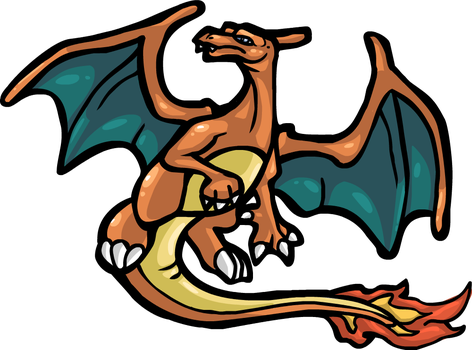 Charizard by KhepriRising